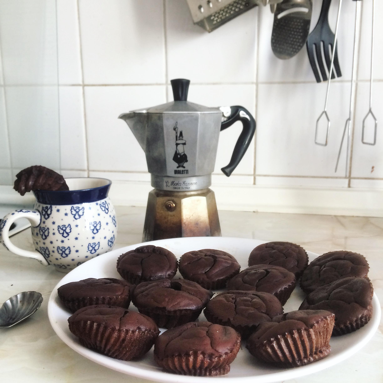 Paleo ciastki czekoladowe